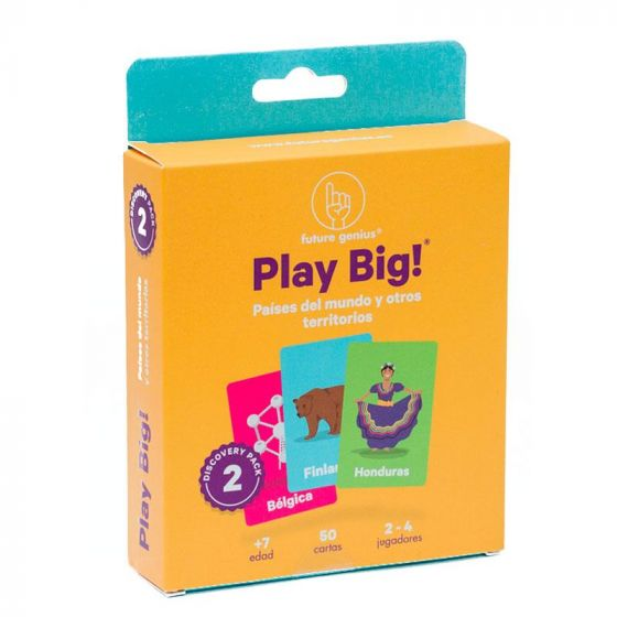 Play Big países del mundo Discovery pack 2